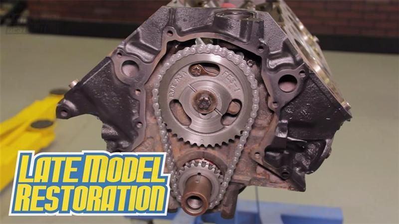 How To Install 302351 Mustang Camshaft And Timing Chain