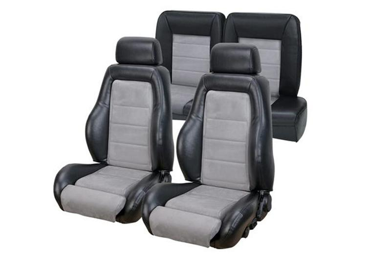 1979 1993 Mustang Seats Amp Upholstery